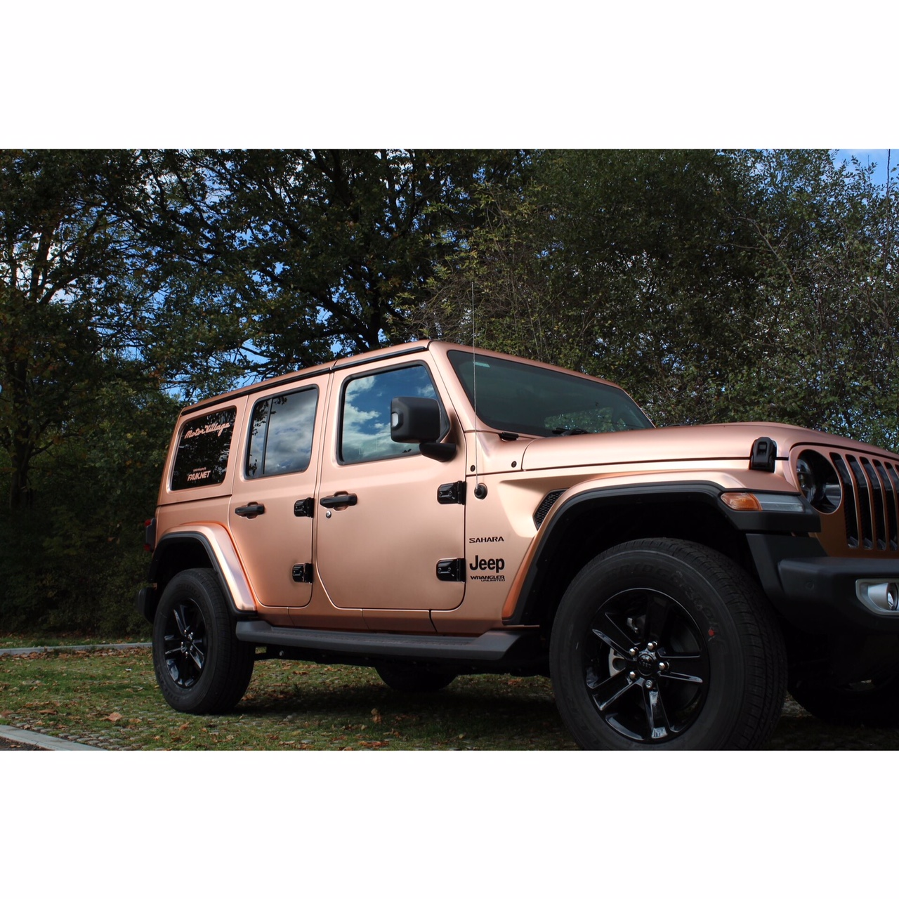 Rose Gold Jeep Top New Car Release 2020
