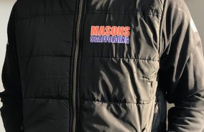 PRINTED WORKWEAR – MASONS SCAFFOLDING