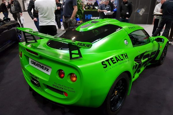 Auto Sport Creative FX Xpel Lotus Exige 4