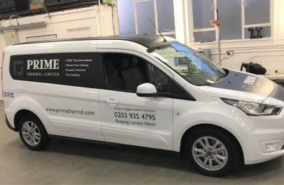 COMMERCIAL LIVERY – PRIME THERMAL