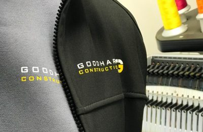 PRINTED WORKWEAR – GOODHART CONSTRUCTION