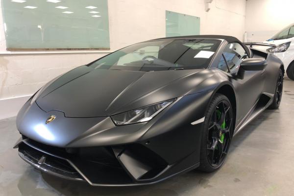 Lamborghini Performante Stealth By Creative Fx 2