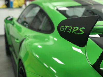 XPEL ULTIMATE COVERAGE – PORSCHE GT3RS