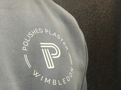 PRINTED WORKWEAR – POLISHED PLASTER