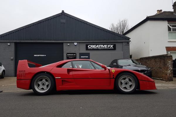 Ferrari F40 1