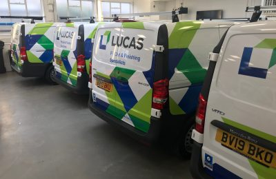 COMMERCIAL LIVERY – LUCAS