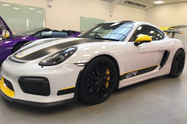 Porsche Gt4rs 1