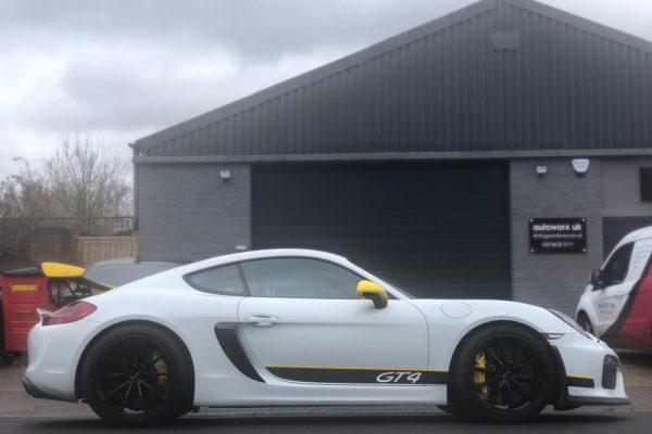 Porsche Gt4rs 2