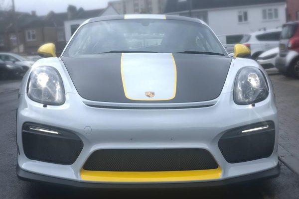 Porsche Gt4rs 3