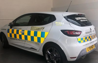 REFLECTIVE LIVERY – SECOSE SECURITY