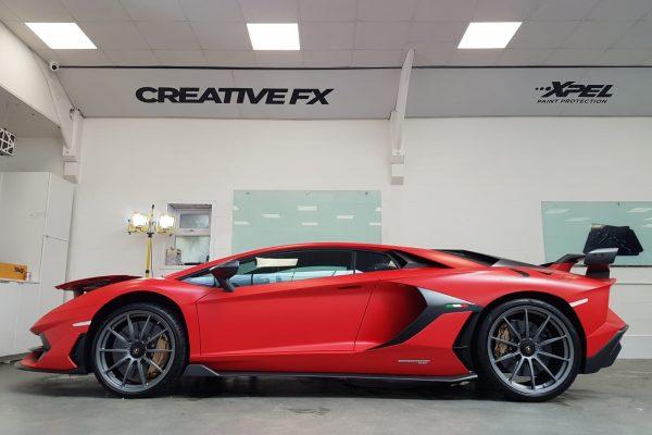 Lamborghini SVJ 2