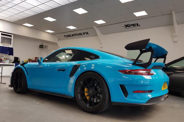 Porsche Gt3rs Full Paint Protection Film 2
