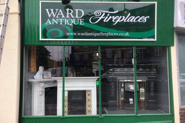 Ward Antique Fire Places 1