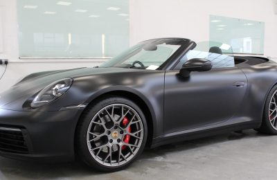 XPEL STEALTH COVERAGE – PORSCHE 911 CARRERA S 992