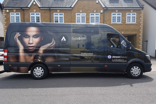 Janson Beauty Van Wrap 1