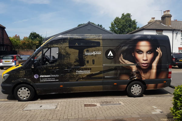 Janson Beauty Van Wrap 3