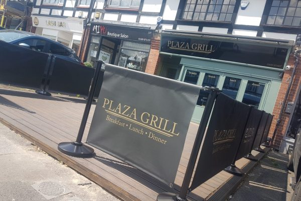 Plaza Grill Petts Wood Creative Fx 1