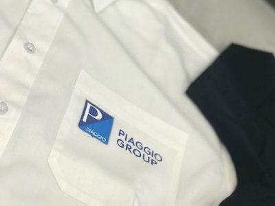 PRINTED SHIRTS – PIAGGIO GROUP