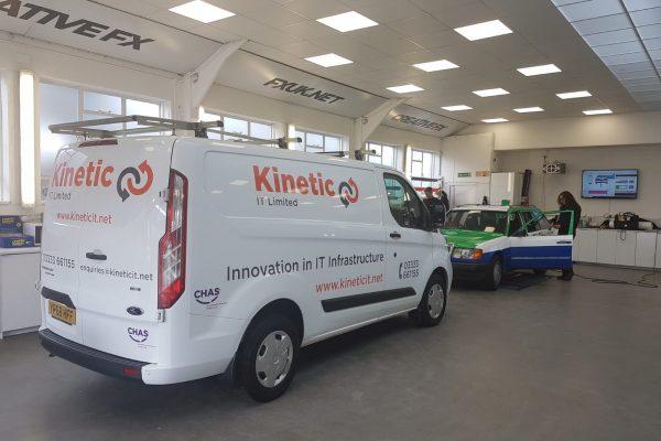 Kinetic Van 1