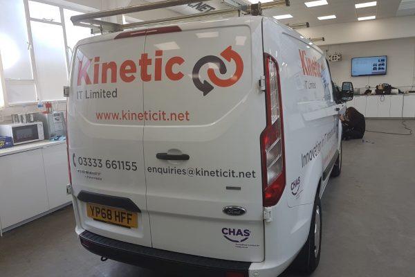 Kinetic Van 2