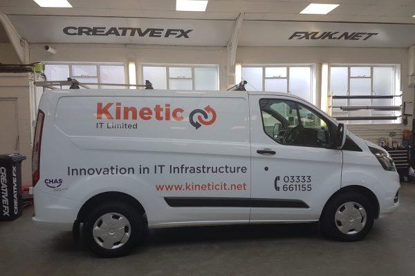 Kinetic Van 3