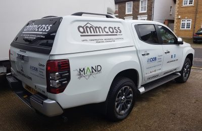 AMMCASS – VEHICLE LIVERY