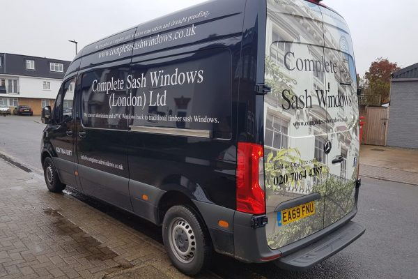 Complete Sash Windows 1