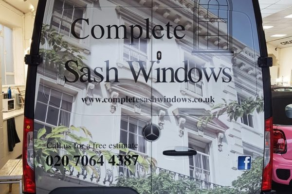 Complete Sash Windows 3