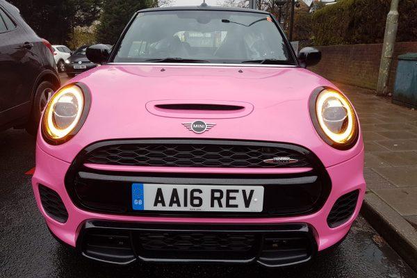 Pink Mini 1