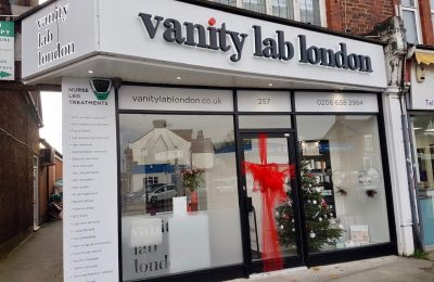 BACK-LIT FASCIA – VANITY LAB LONDON