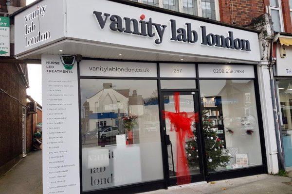 Vanity Lab 1