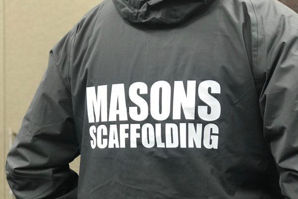 Masons Scaffolding 1