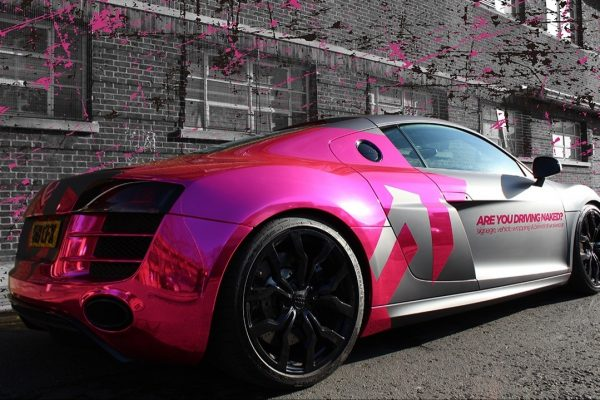 Audi R8 Website 1