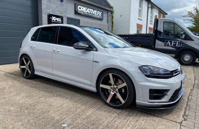 VOLKSWAGEN GOLF – FULL WRAP