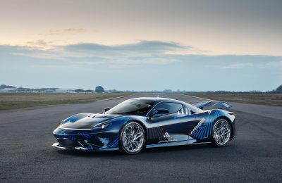 PININFARINA BATTISTA  – GRAPHIC WRAP