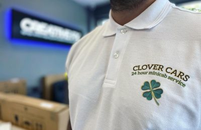 PRINTED WORKWEAR – CLOVER CARS