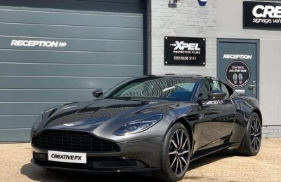 XPEL ULTIMATE FULL COVERAGE – ASTON MARTIN DB11