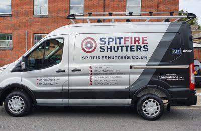 SPITFIRE SHUTTERS – PARTIAL WRAP