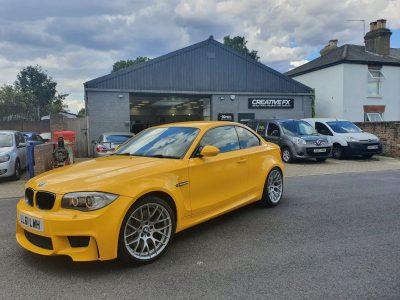 BMW 1M – FULL WRAP