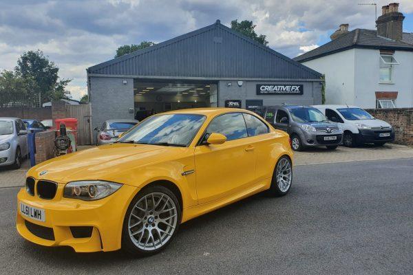 BMW 1M 3