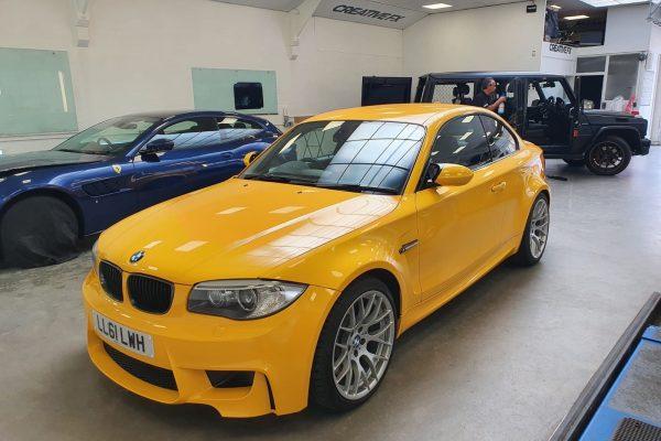 BMW 1M 4