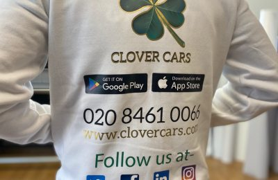 BRANDED WORK WEAR – CLOVER CARS
