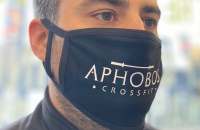 BRANDED FACE MASKS – APHOBOS