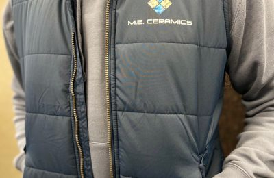 BRANDED WORK WEAR – M.E CERAMICS
