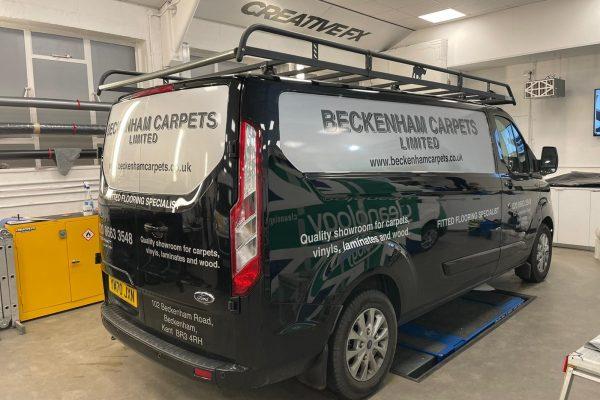 Beckenham Carpets 1