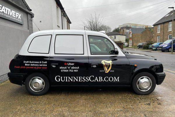 Guiness Cab 1