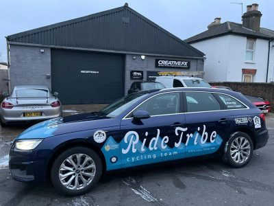 RIDE TRIBE – VEHICLE LIVERY