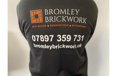 BRANDED WORK WEAR – BROMLEY BRICKWORK
