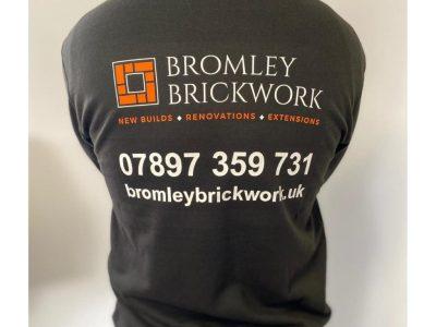 BRANDED WORK WEAR – BROMLEY BRICKWORK