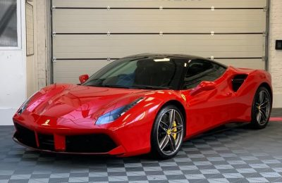 XPEL ULTIMATE PLUS COVERAGE – FERRARI 488 GTB